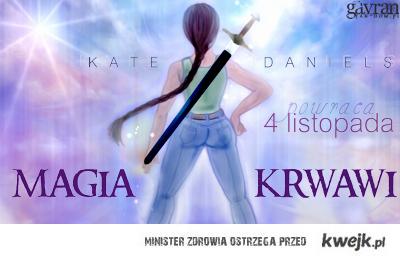 Kate Daniels Powraca