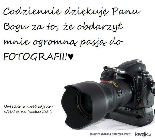 Pasjonaci fotografii