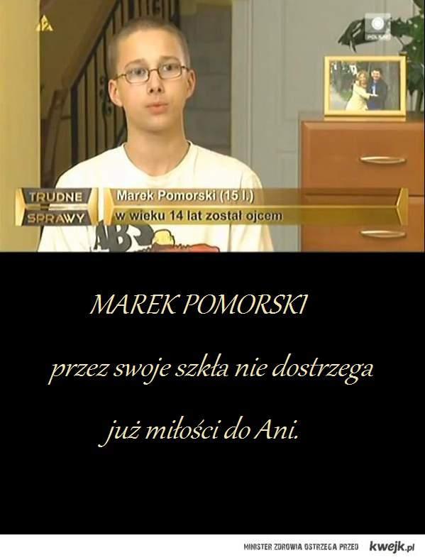 Marek Pomorski - Trudne Sprawy
