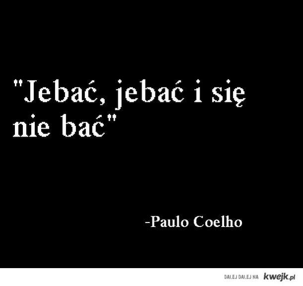 Cytaty Coelho