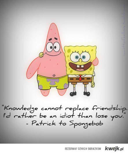 Spogebob'owe Love!