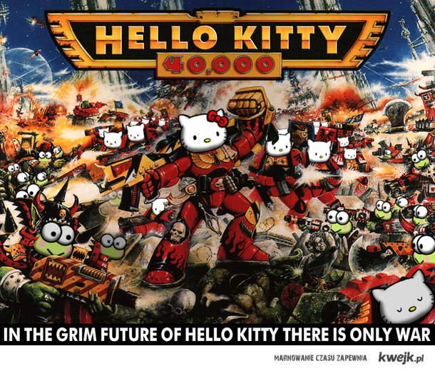 Hello terminator Kitty