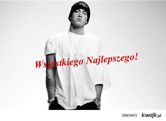 Urodziny Eminema