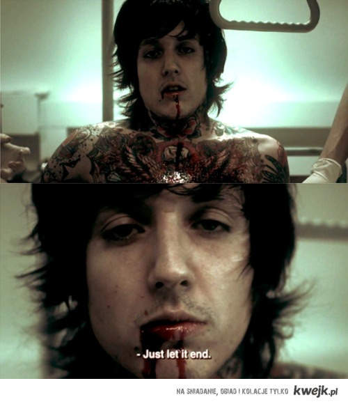 BMTH It never ends...