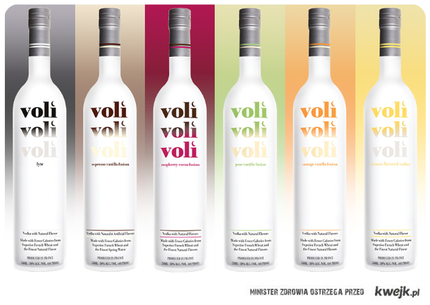 Voli Lights Vodka