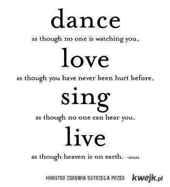 dance love ...