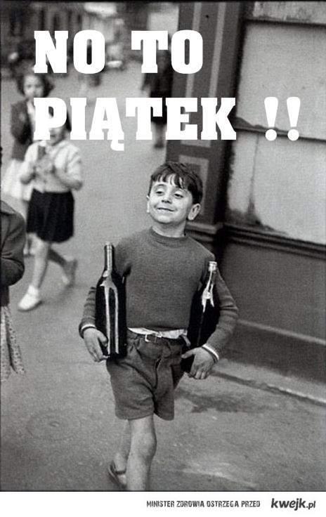piatek !