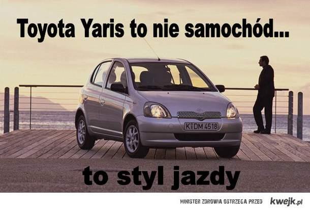 Toyota Yaris...