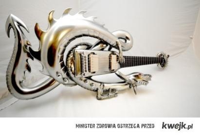 Smocza Gitara!