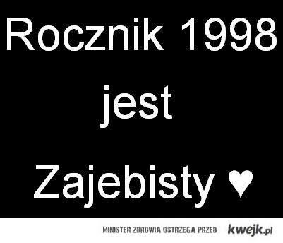 Rocznik 1998
