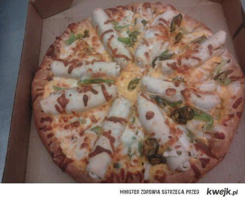 Burrito Pizza