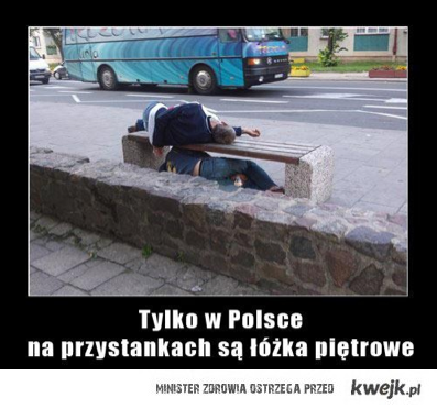 Tylko w Polsce