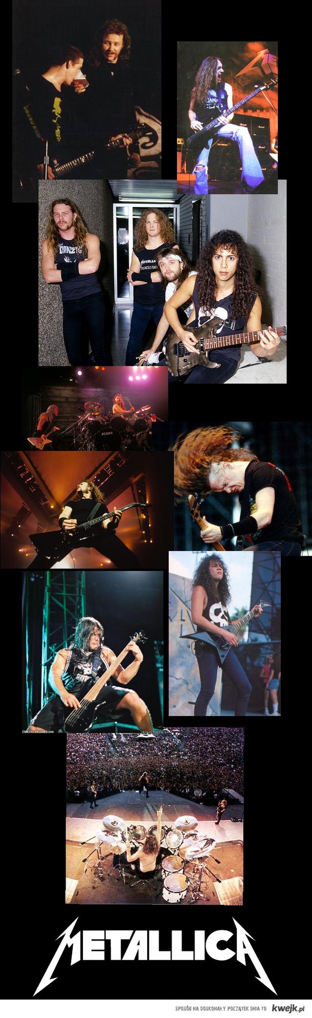 \m/ Metallica \m/