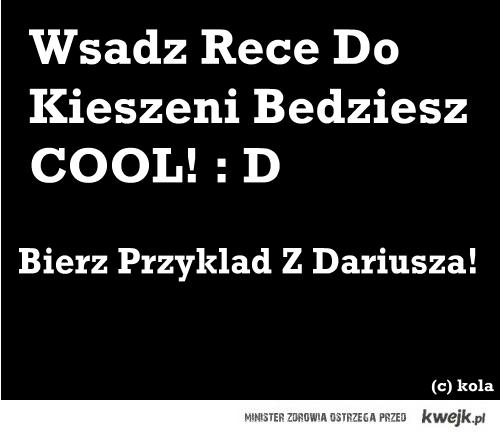 Pf, Dariusz!