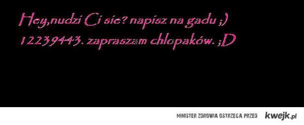 piszcie ;d