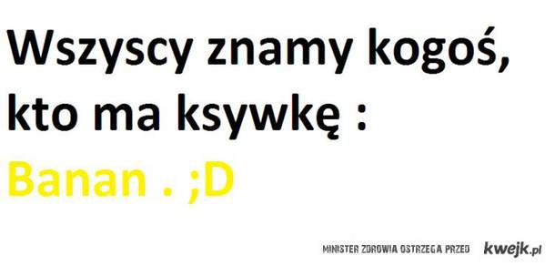 Banan ;3