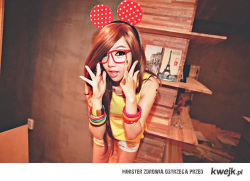 Asian girl <3