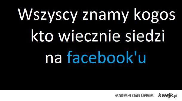 facebooku !