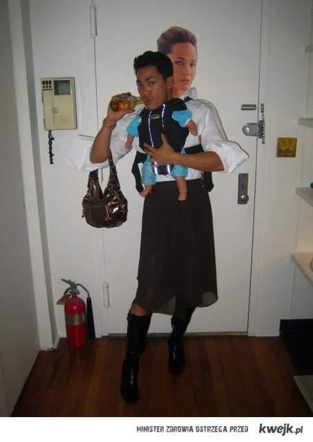 Kostium hallowennnn