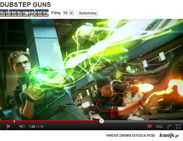 DUBSTEP GUNS