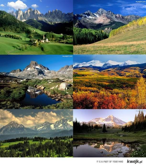 góry są najlepsze