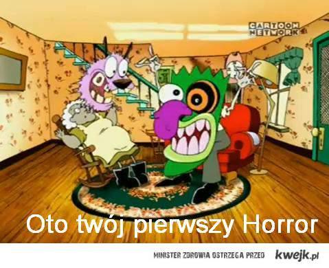Pierwszy Horror