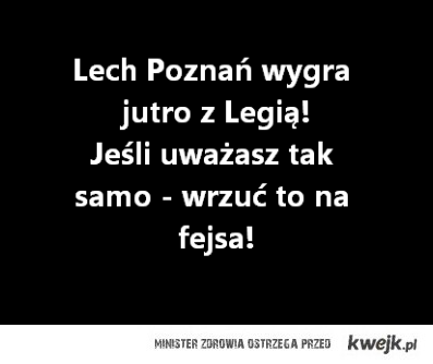 Lech vs Legia