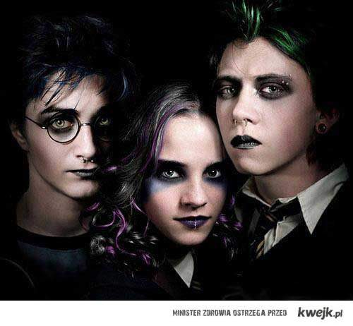 Ghotic Potter