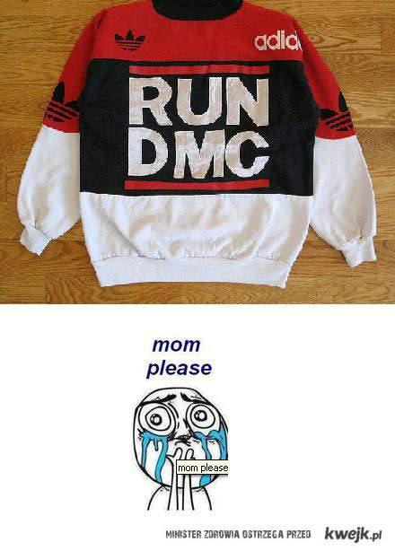 Bluza RUN DMC