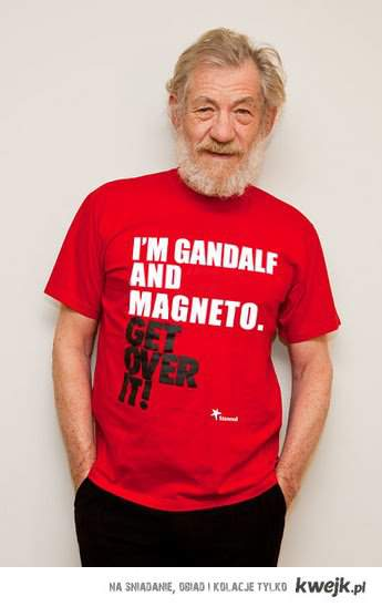 Gandalf&Magneto