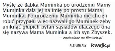 Rozkmina na temat muminkow