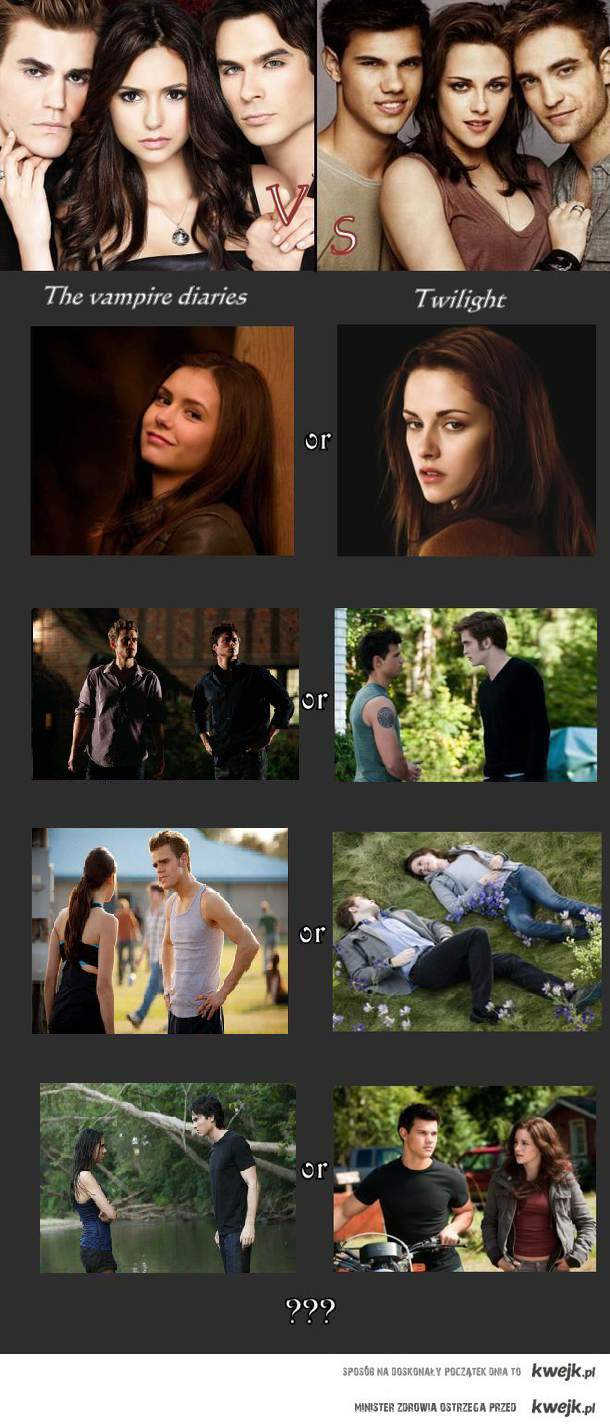 TVD or Twilight ?