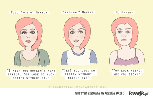 makeup fail