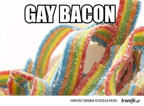 gay bacon