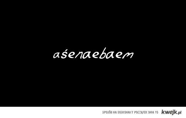 aśenaebaem