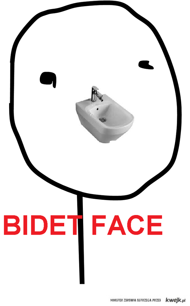 BIDET FACE