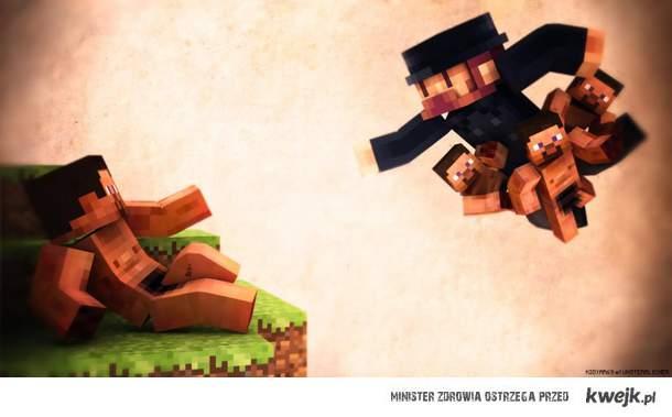 Minecraft God