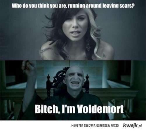 Voldemort hell yea