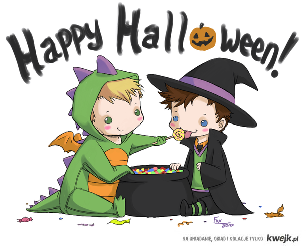 Happy halloweed