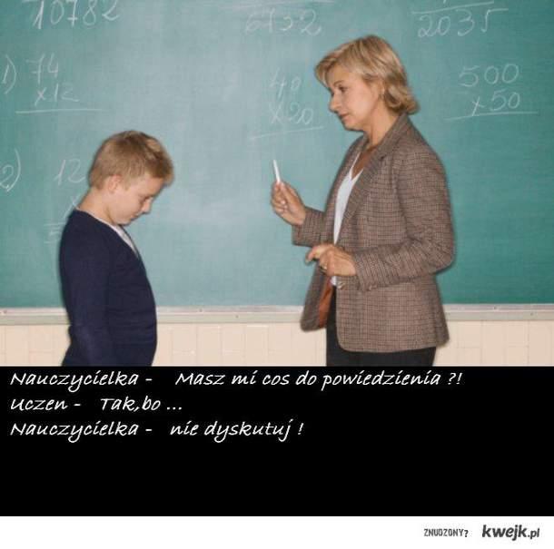 nauczycielka pai
