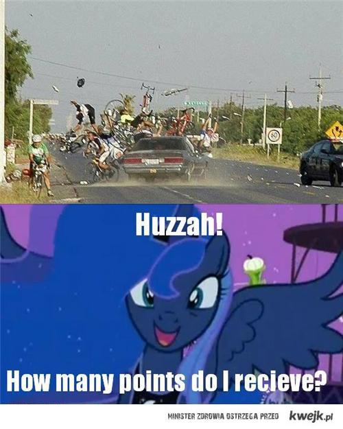 HUZZaH!