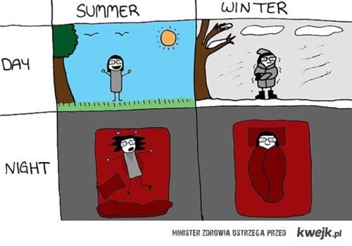 summer/winter