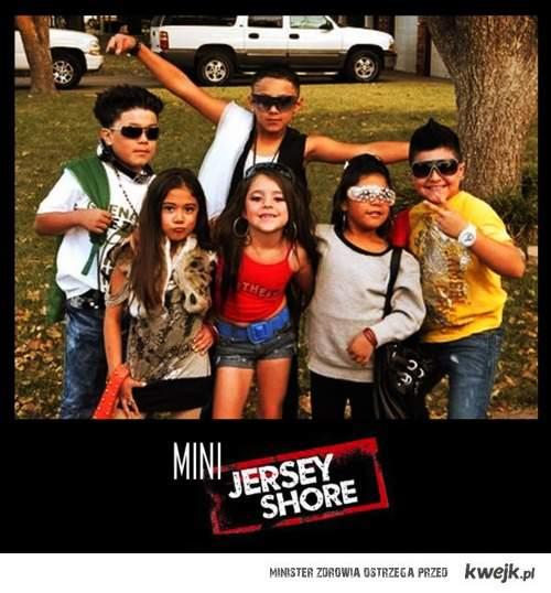 Mini Jersey Shore