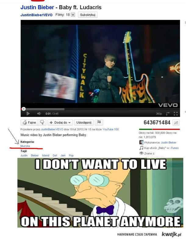 Bieber+muzyka=hahhahaa