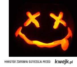 Nirvana Halloween Smile