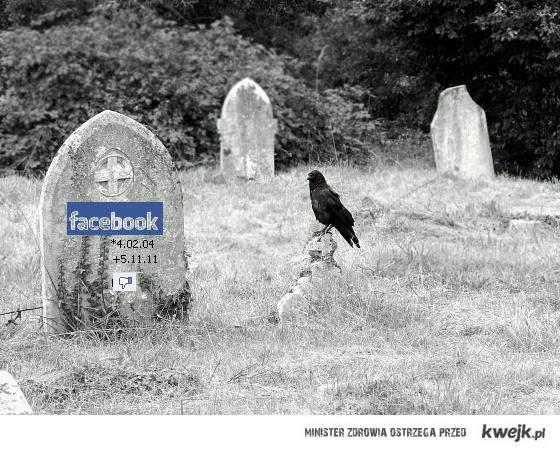 facebook R.I.P