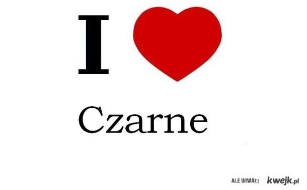 I love Czarne