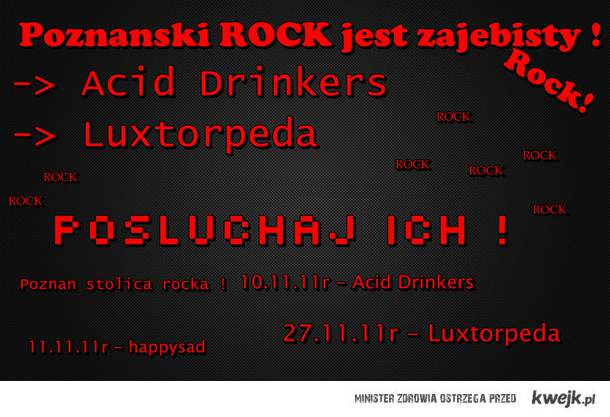 Poznanski ROCK!