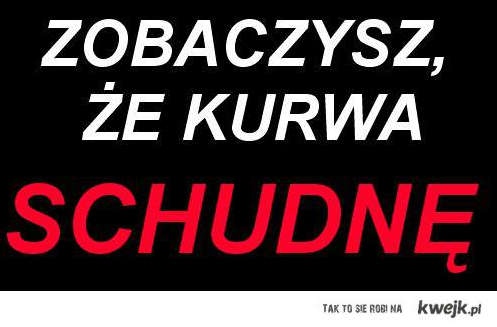 NO ZOBACZYSZ !!!