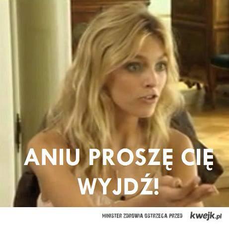 Ania z Top Model